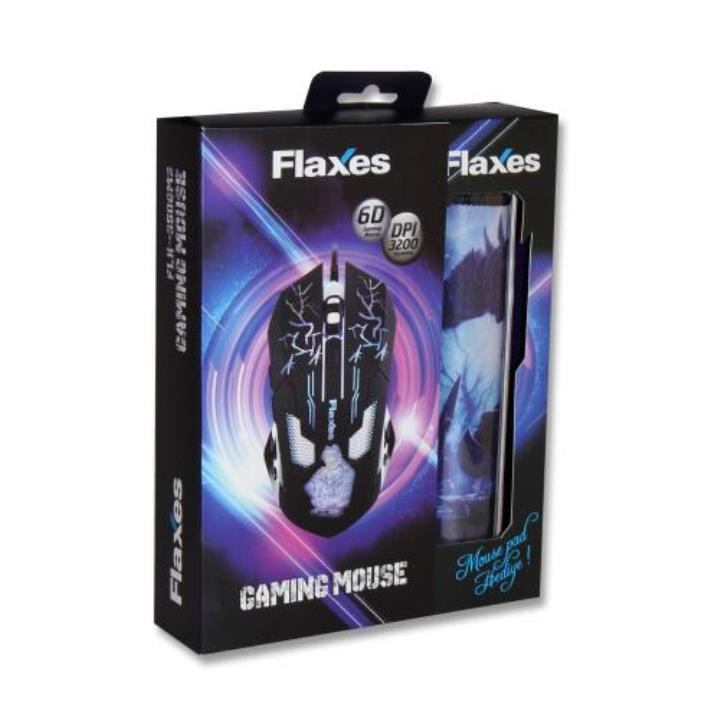 Flaxes FLX-950GMB Siyah Mouse