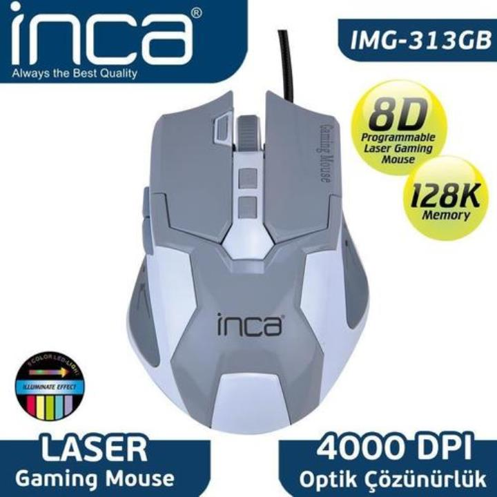 Inca IMG-313GB Mouse