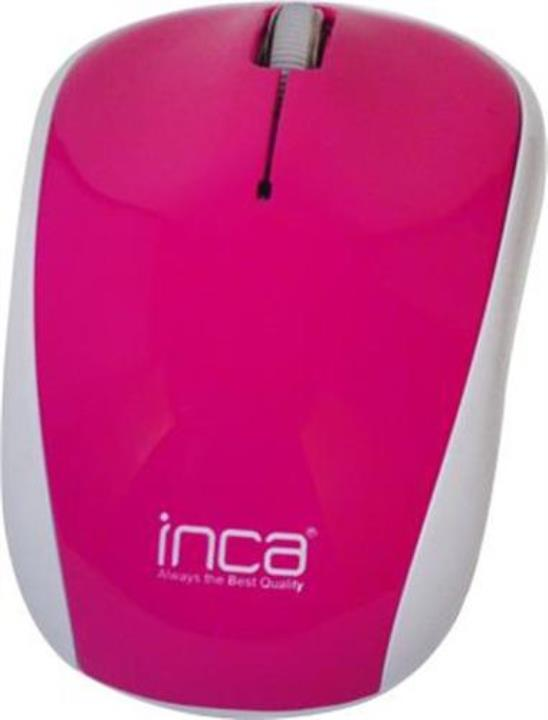 Inca IWM-111RMP Pembe Wıreless Mouse