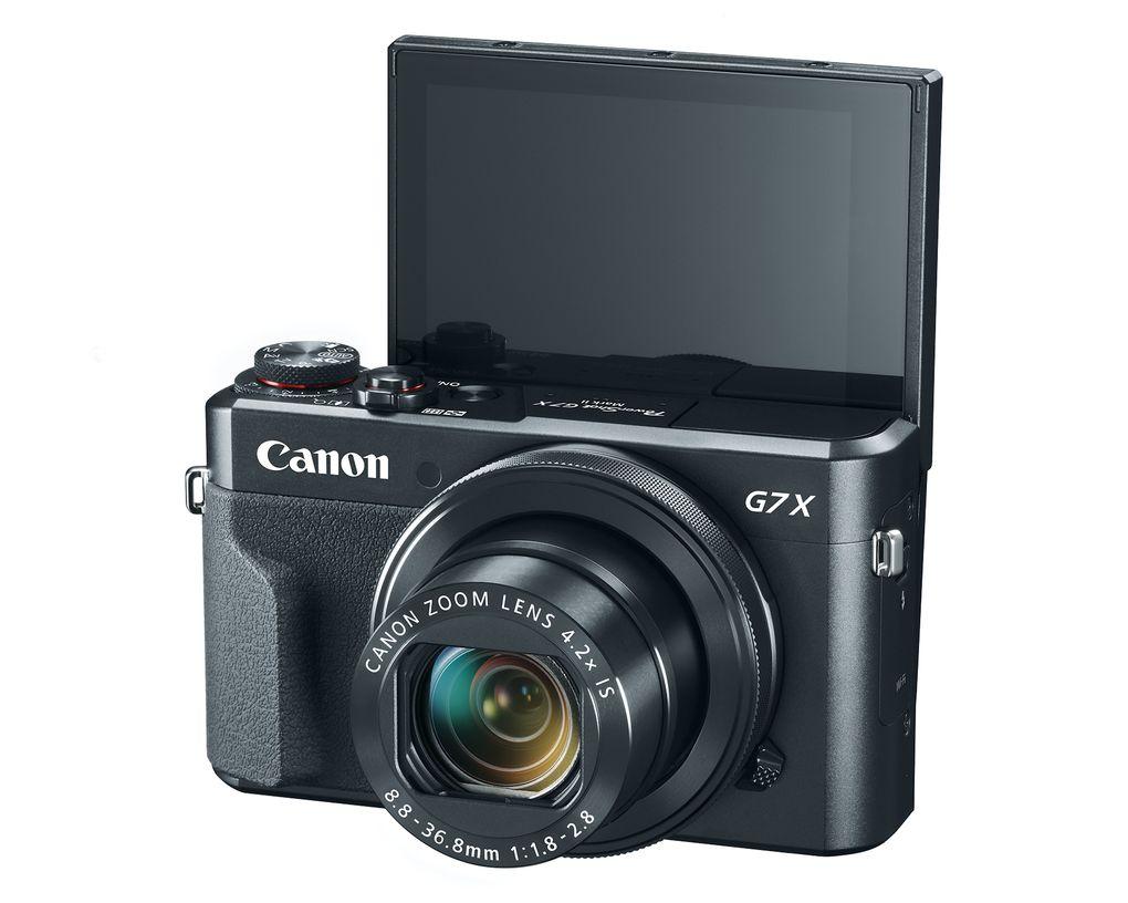 Canon PowerShot G7X Mark II Kompakt Fotoğraf Makinesi İncelemesi ve Kullanıcı Yorumları