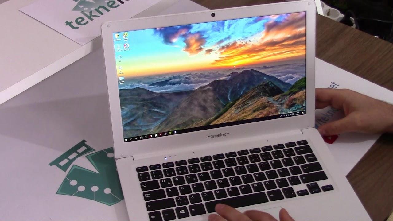 Hometech Alfa 110A Notebook İncelemesi ve Kullanıcı Yorumları