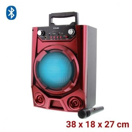 Karaoke Fm Sd Usb Aux Bluetooth Speaker Hoparlör İncelemesi ve Kullanıcı Yorumları