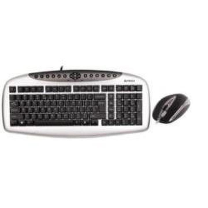 A4-Tech KB-2103D Q Ps/2 Klavye Mouse Set Yorumları
