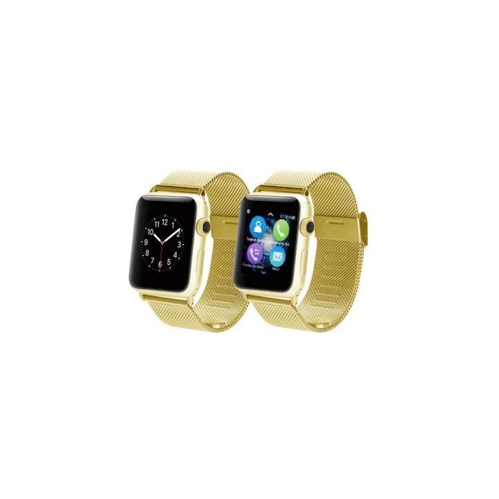 Appscomm İ8 Süper Altın Özel Akıllı Saat