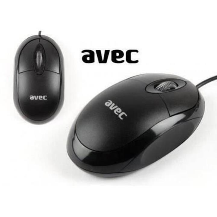 Avec AV-600 Usb Optik Mouse