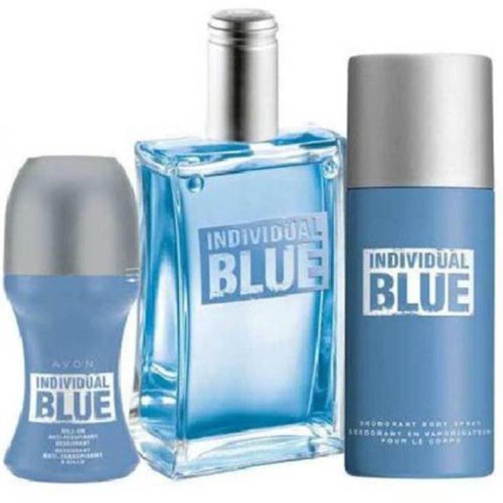 Avon Individual Blue 100 Ml Edt 3lü Erkek Parfüm Seti Yorum Ve