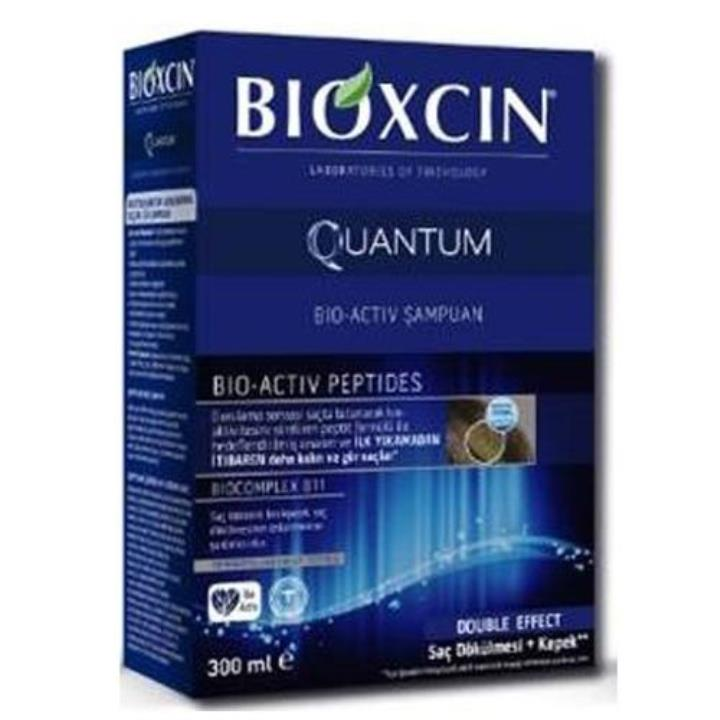 Bioxcin Quantum Double Effect 300 ml Şampuan