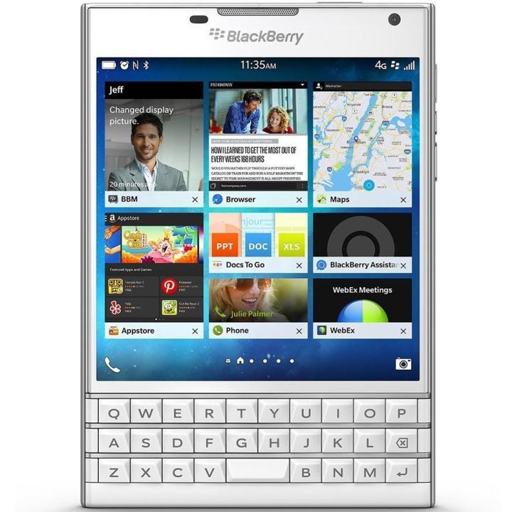 BlackBerry Passport Beyaz Yorumları