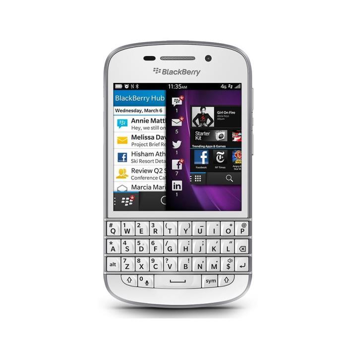 BlackBerry Q10 Beyaz Cep Telefonu Yorumları