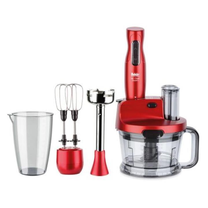 Fakir Mr Chef Quadro Kırmızı Blender Set Yorumları