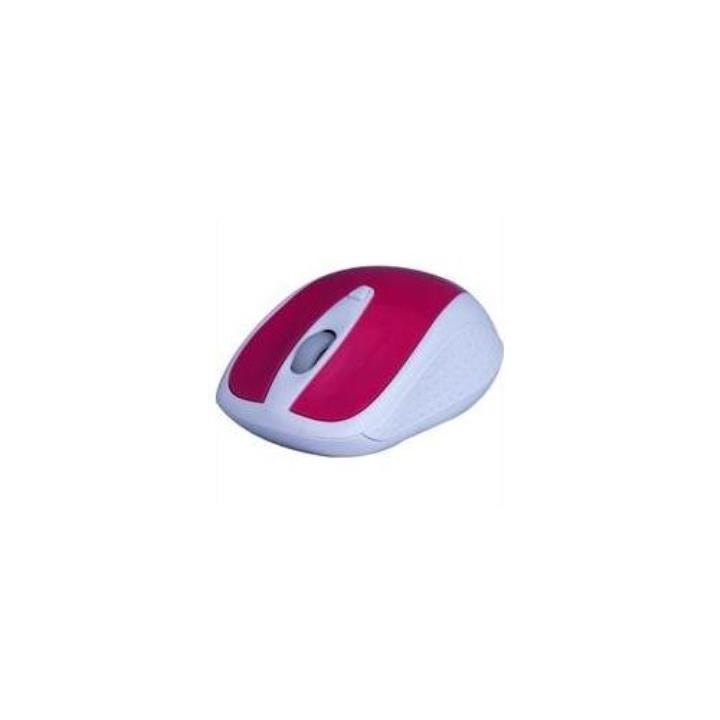 FlaxesFLX-909WP Pembe USB Mouse