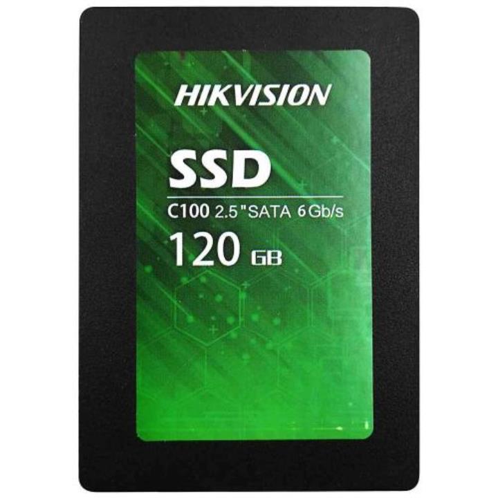"""Hikvision C100 120 GB 2.5"""" 550-470 MB/s SSD Sabit Disk Yorumları"""