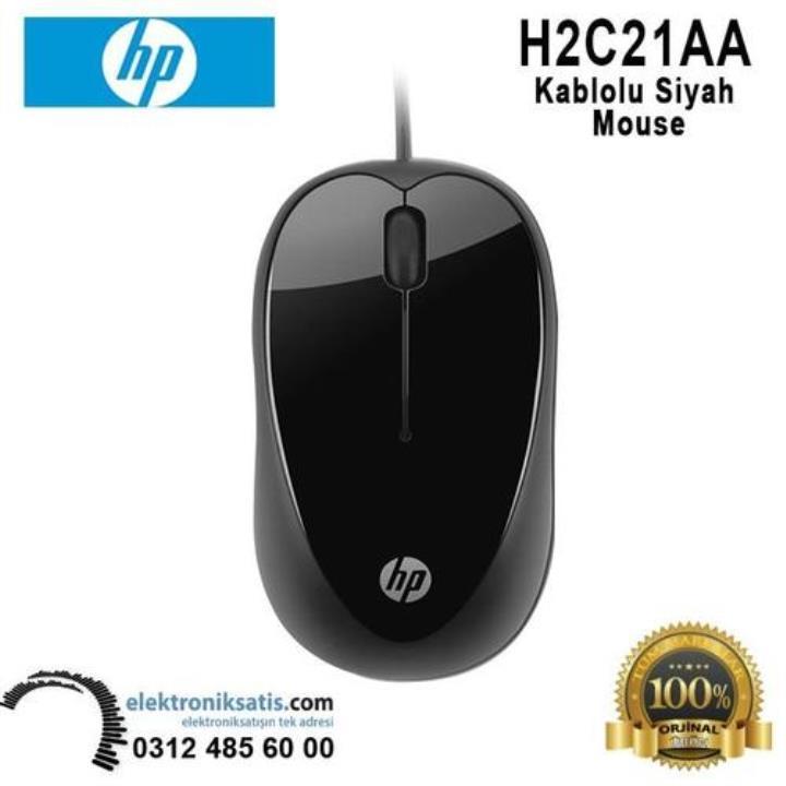 HP H2C21AA Siyah Mouse Yorumları
