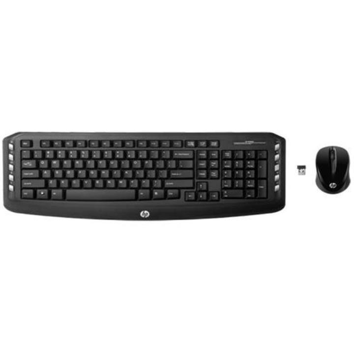 HP LV290AA Siyah Klavye Mouse Set Yorumları