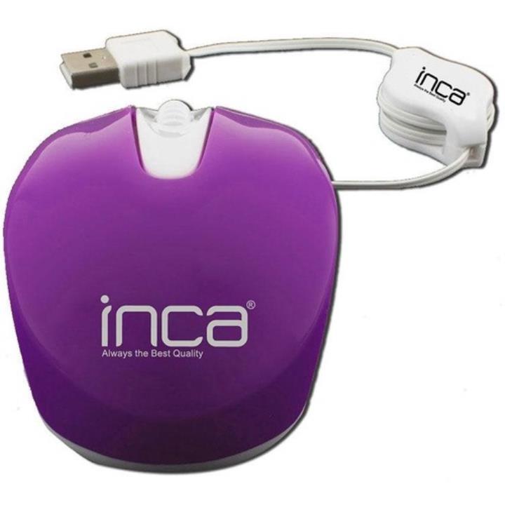 Inca IM-101Rmm Mor Mini Makaralı Usb Mouse Yorumları