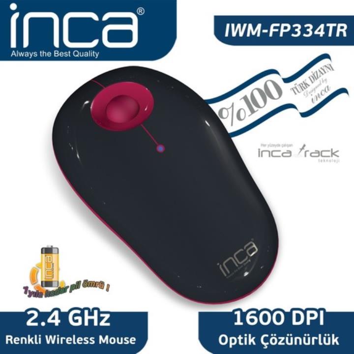 Inca IWM-FP334TR Mouse