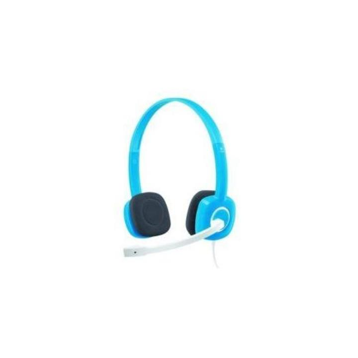 Logitech H150 981-000368 Blue Blueberry Kulaklık