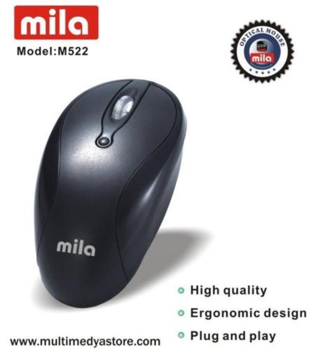 Mila M522 Usb Mouse Yorumları