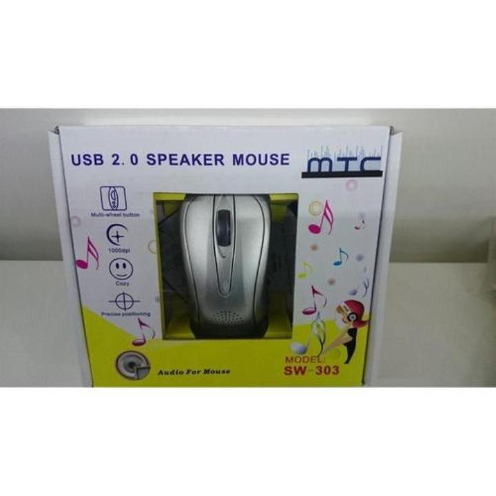 MTC SW-303 Gri Mouse