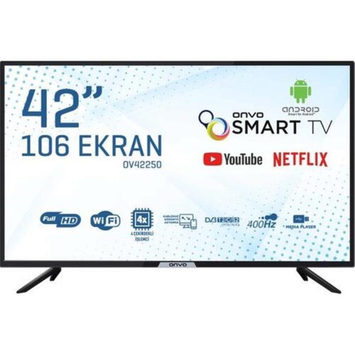 Onvo OV42250 42'' 106 Ekran Full HD Smart Uydu Alıcılı LED TV Yorumları