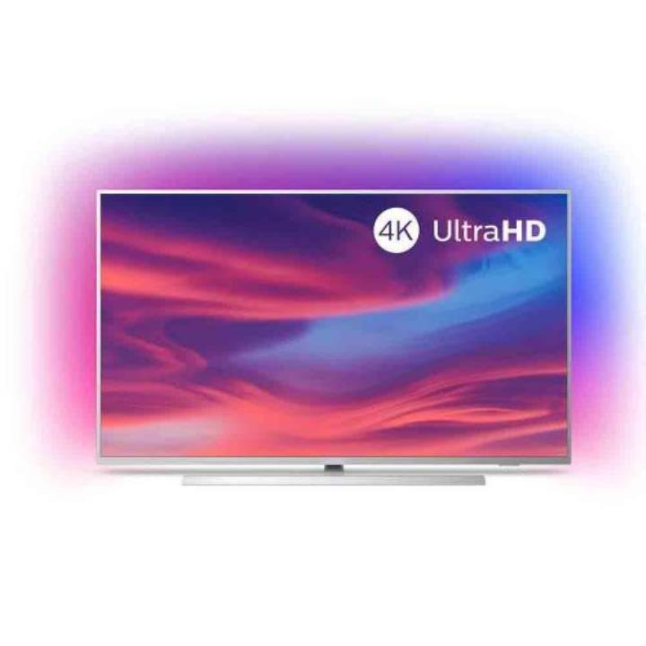 "Philips 50PUS7304 50"" 126 Ekran Uydu Alıcılı Android Smart 4K Ultra HD LED TV"