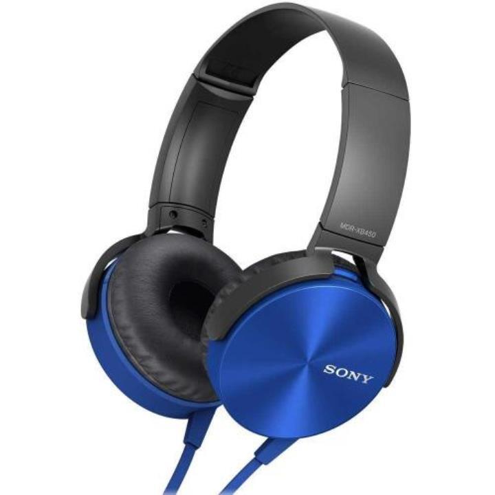 Sony MDR-XB450AP Mavi Kulaklık Yorumları