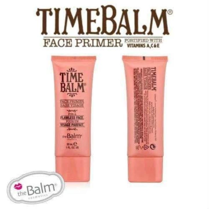 The Balm Time Balm Face Primer 30 Ml Makyaj Bazı