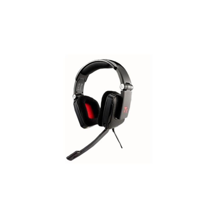 Thermaltake Tt Esports Shock TTS-HT-SHK002ECBL Siyah Kulaklık Yorumları