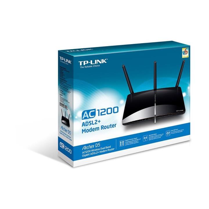 Tp-Link ARCHER-D5 Kablosuz Router