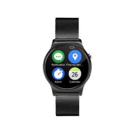 APPScomm C9 Elegant Siyah Akıllı Saat