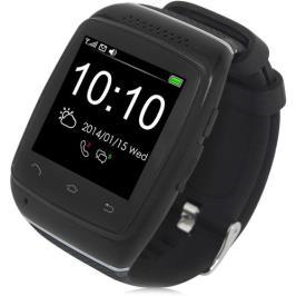 APPScomm P5 Siyah Akıllı Saat