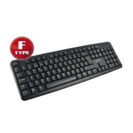 Hiper F-3055 Siyah Klavye