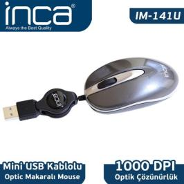 Inca IM-141U Usb Optik Mouse
