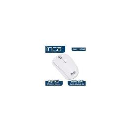 Inca IWM-111Rmb Beyaz Wıreless Mouse