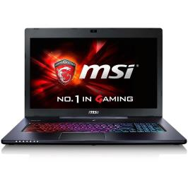 MSI GS72 6QE-243TR Laptop - Notebook