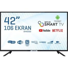 Onvo OV42250 42'' 106 Ekran Full HD Smart Uydu Alıcılı LED TV