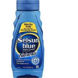 Selsun Blue Itchy Dry Scalp 325 ml Şampuan