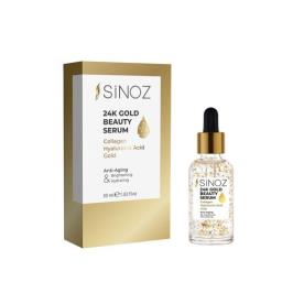 Sinoz 24K Gold Beauty 30 ml Serum
